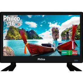 Tv Philco Led 16 Ptv16s86d Conv. Digital - Bivolt