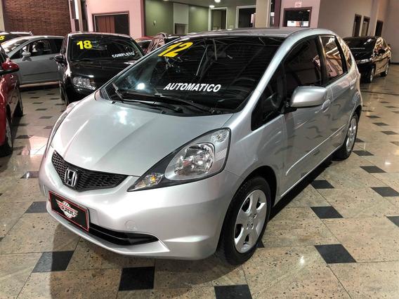 Honda Fit 1.4 Lx 16v Flex 4p Automático 2012