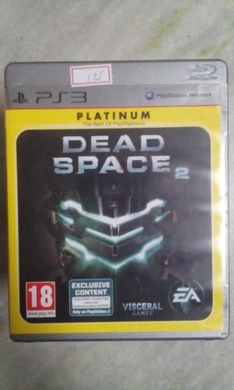 Jogo Sony Ps3 Dead Space 2 Original Lote125