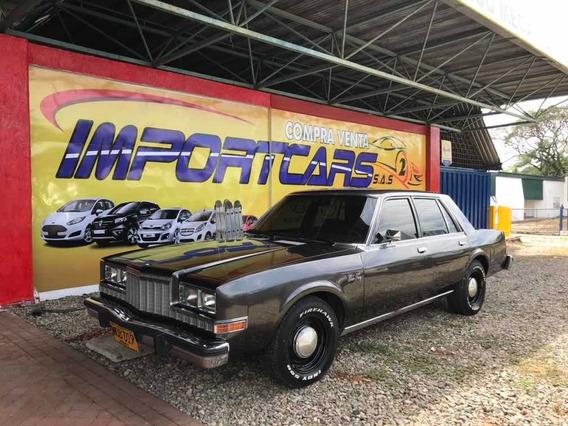 Plymouth Grand Fury V8. 5.2
