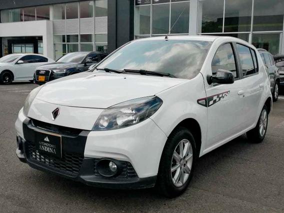 Renault Sandero Gt Line Mecanica 1.6 2013 Fwd 441
