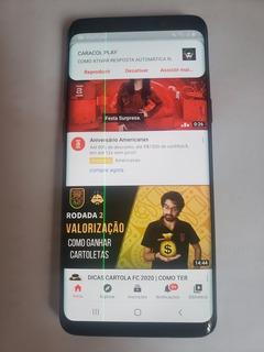 Samsung S9, Sem Trincos