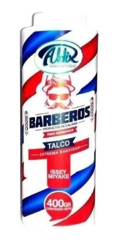 Talco Barberia Barberos Taleo 212