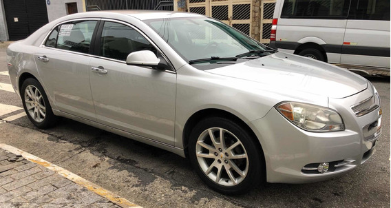 Chevrolet Malibú 2.4 Ltz Gasol 4p Aut