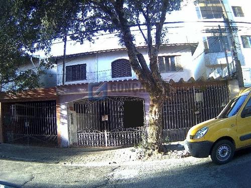 Venda Sobrado Sao Bernardo Do Campo Vila Euro Ref: 124143 - 1033-1-124143
