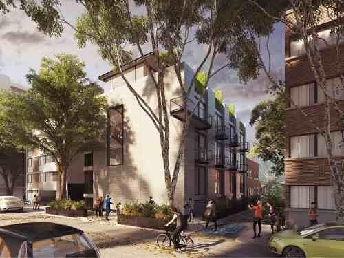 Desarrollo Residencial Gilbert.