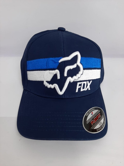 Gorra Fox Raya Azul