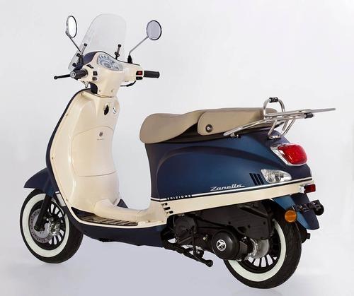 Zanella Exclusive Edizione 150 Longchamps
