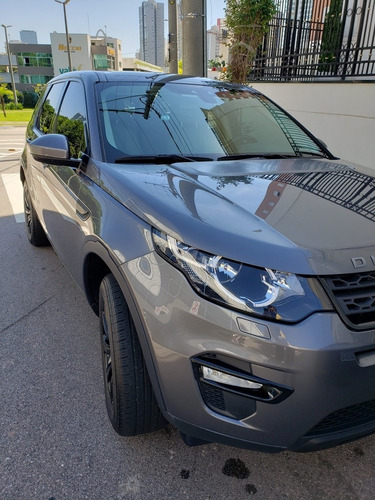 Imagem 1 de 13 de Land Rover Discovery Sport 2015 2.0 Si4 Se 5p