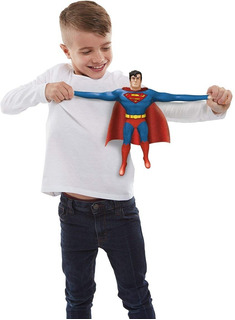 Stretch Super Man - Muñeco Elástico Originales