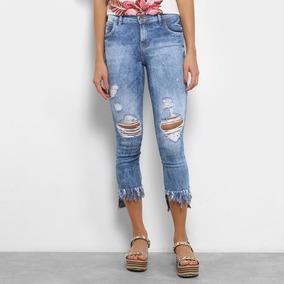 89da9eb3e1 Calca Jeans Coca Cola - Calças Jeans Feminino no Mercado Livre Brasil