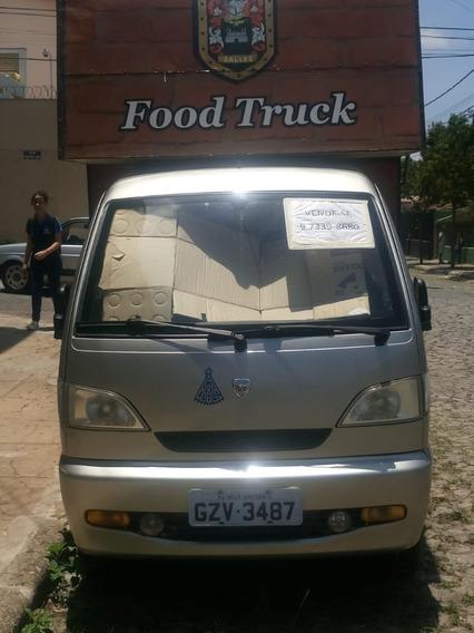 Food Truck Todo Equipado Hafei Ano 2010/2011