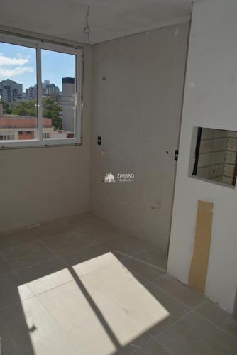 Apartamento Na Planta De 1 Dormitório Para Venda Em Santa Maria Próximo A Praça Dos Bombeiros - 989927