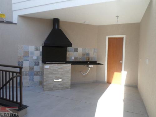 Imagem 1 de 15 de Sobrados Novos - Santa Teresinha  R$ 540.000,00 - St14712