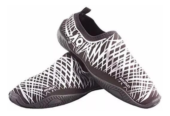 Zapatillas De Neoprene. Talles Disponible37.5 Y 36.5(negro)