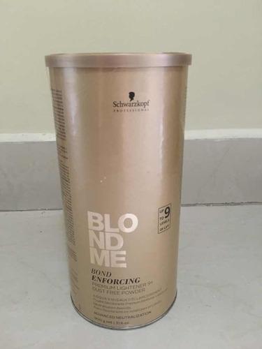 Decolorante Blondeme Lft9 900 Gramos