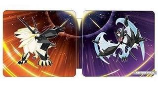Pokémon Ultra Sun Y Ultra Moon Steelbook Dual Pack - Nintend