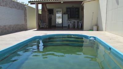 Casa Itaipuaçu Com 2 Quartos, Piscina E Churrasqueira - 109
