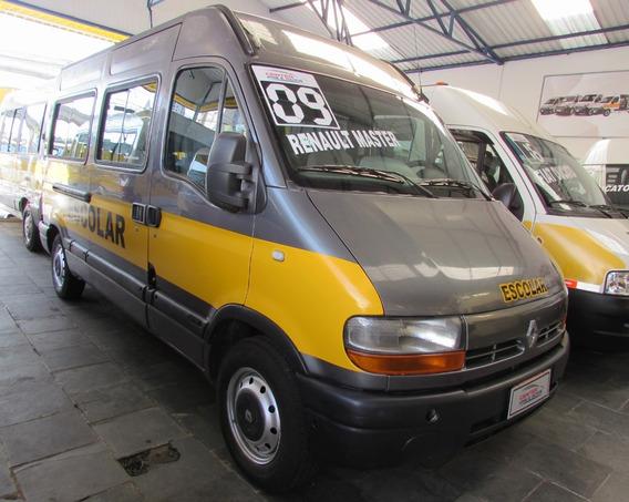 Renault Master Escolar 2009 16 Lugares Completa