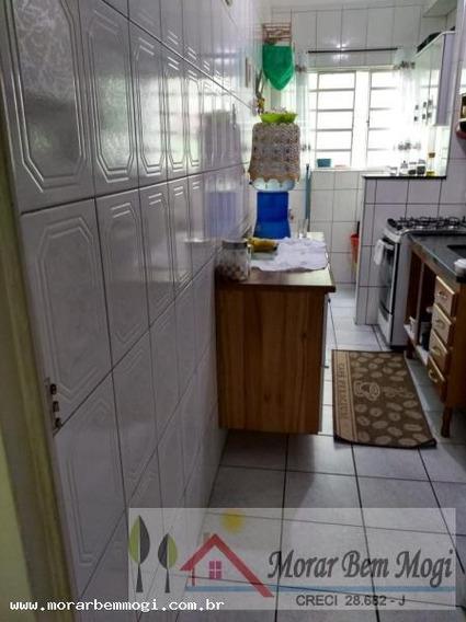 Apartamento Para Venda Em Mogi Das Cruzes, Cesar De Sousa - 3174