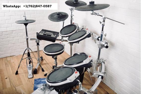 Yamaha Dtxtreme Iii 3 Electronic Drum Set Excellent