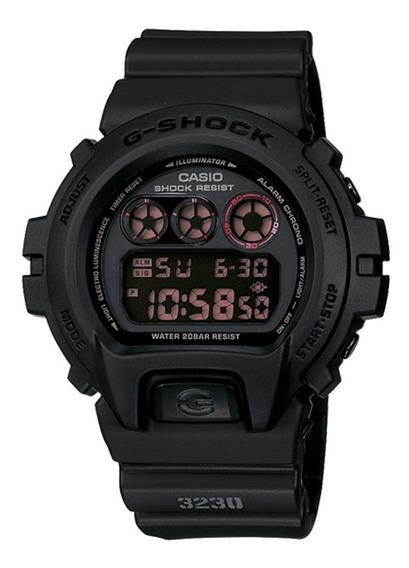 Relógio Casio G-shock Masculino Dw-6900ms-1dr Garantia E Nf