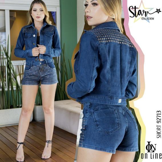 Jaqueta Online Jeans Cod 92640-estilo Rhero
