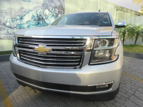 Chevrolet Suburban 2016 D Piel Aa Dvd Qc 4x4 At