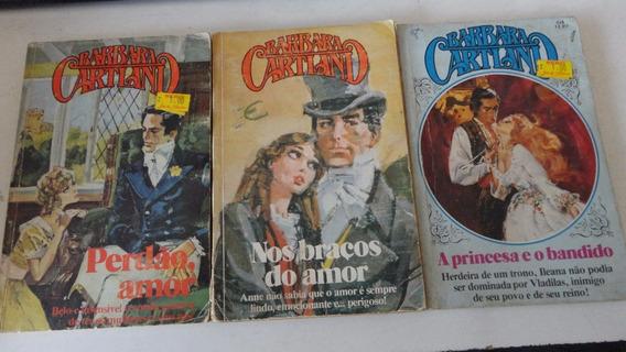 Barbara Cartland Lote De 8 Livros