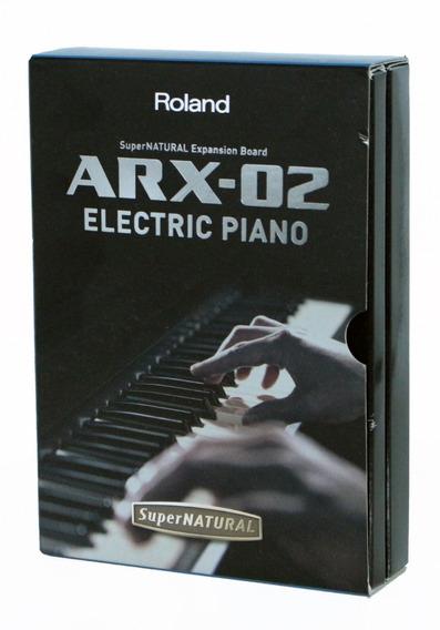 Placa De Expansão Roland Eletric Piano Arx-02