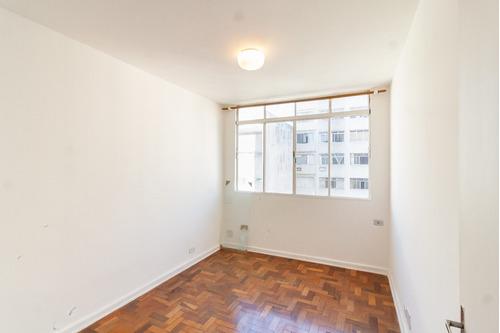 Imagem 1 de 30 de Apartamento Com Dois Dormitórios, 44m² Para Locação Por R$ 1.750,00/mês - Localizado Na Rua Das Palmeiras, Vila Buarque, São Paulo, Sp - Sp - Ap6617_sales