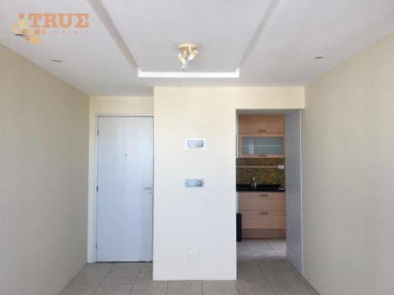Apartamento Com 2 Dormitórios Para Alugar, 73 M² Por R$ 1.700/mês - Torre - Recife/pe - Ap3621