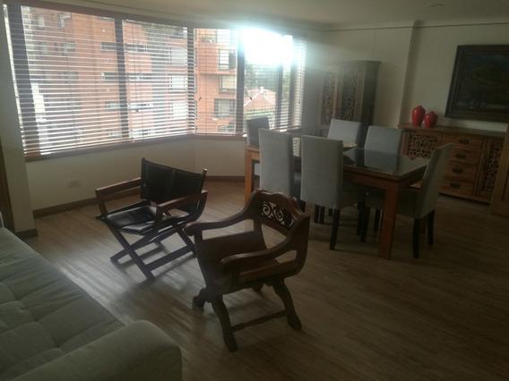 Apartamento Bien Ubicado En Excelente Zona