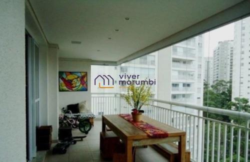 Imagem 1 de 15 de Apartamento Para Venda No Bairro Morumbi Em São Paulo Â¿ Cod: Nm902 - Nm902