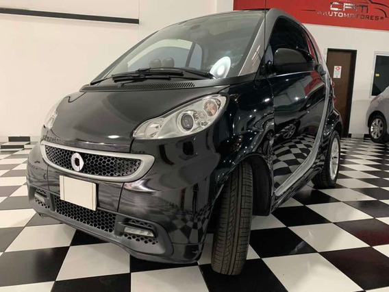 Smart Fortwo 1.0 Passion 84cv 2013 Negro Cpm