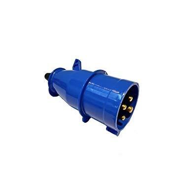 Kit C/ 3 Unid Plug N4079 3p+t 32a 200/250v Steck