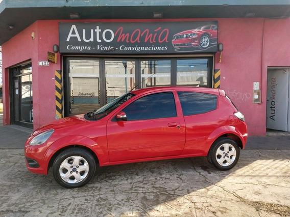 Ford Ka 1.6 Pulse 2012 Muy Bueno Tomo Permutas