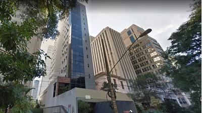 Sala Comercial Na Bela Cintra - Metrô Consolação Paulista