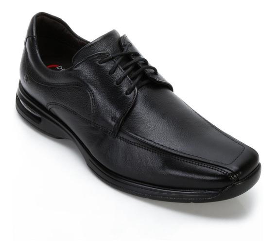 Sapato Masculino Democrata Air Confortável Couro Barato