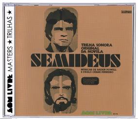 Cd Original Novela Semideus