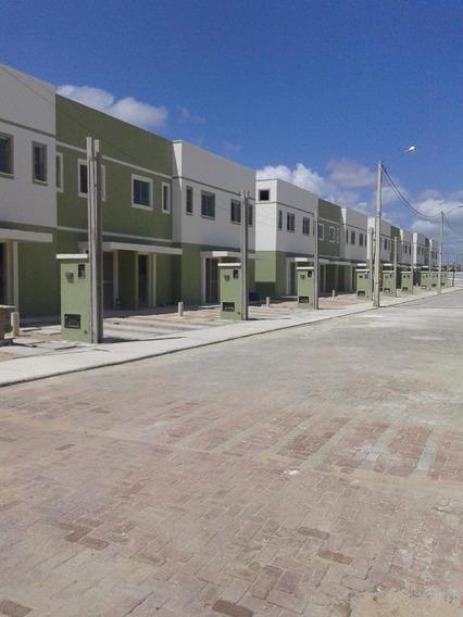 Casa Duplex Com 2 Quartos À Venda, 50 M² Por R$ 110.000 - Amarante - São Gonçalo Do Amarante/rn - Ca0032