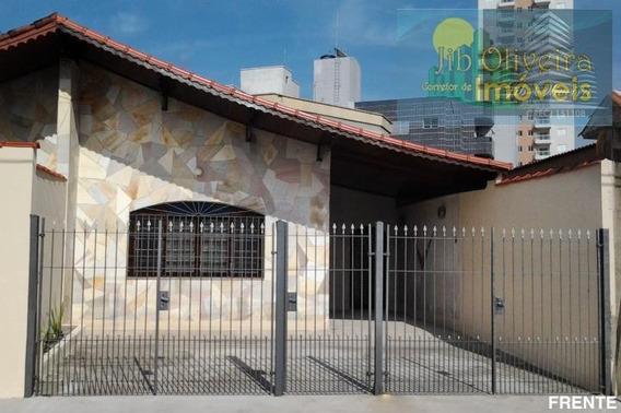 Casa Para Venda Em Praia Grande, Vila Caiçara, 3 Dormitórios, 1 Suíte, 3 Banheiros, 4 Vagas - Ca0031