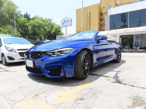 Imagen 1 de 12 de Bmw M4 Convertible 2019 Azul