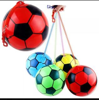 Kit Com 35 Bolas De Borracha Ping Pong Modelo Futebol