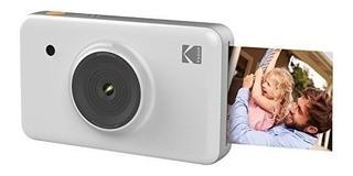 Camara Digital De Impresion Instantanea Kodak Mini Shot Imp