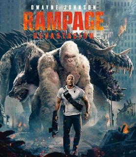 Blu-ray - Rampage