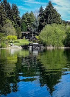 Increible Vista. Con Muelle Y Salida Al Lago Morenito.
