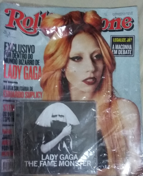 Lady Gaga - The Fame Monster + Revista Rolling Stone