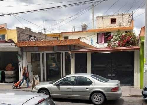 Casa Para Remodelar En Excelente Zona Comercial