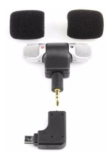 Microfone Para Gopro Hero 3 3+ 4